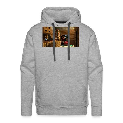 TRadeOfNorway T-Skjorte - Premium hettegenser for menn