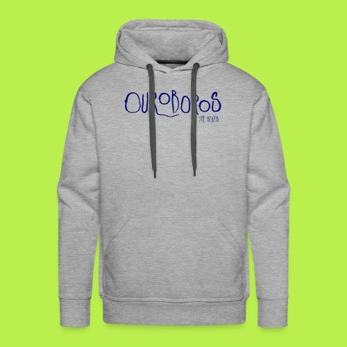 Ouroboros the Series - Felpa con cappuccio premium da uomo