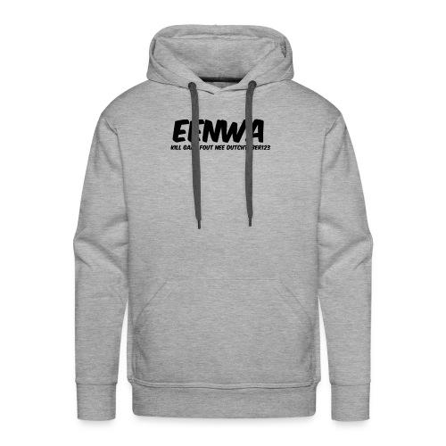 GaatFout - Mannen Premium hoodie
