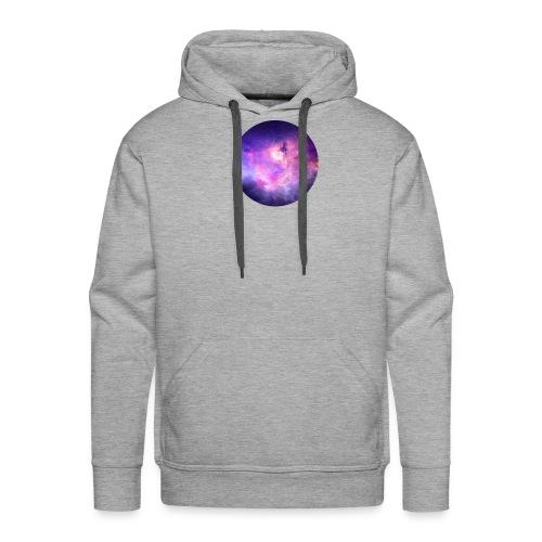 space-020 - Sweat-shirt à capuche Premium pour hommes
