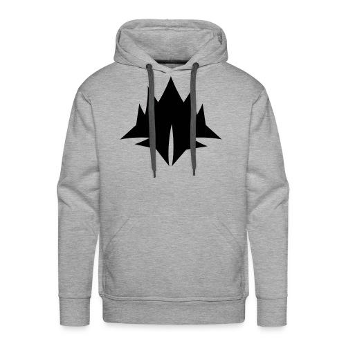 deserm logo - Mannen Premium hoodie