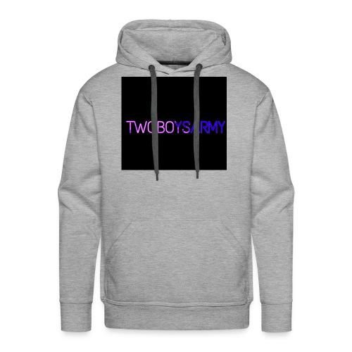 Old TwoBoysArmy - Männer Premium Hoodie