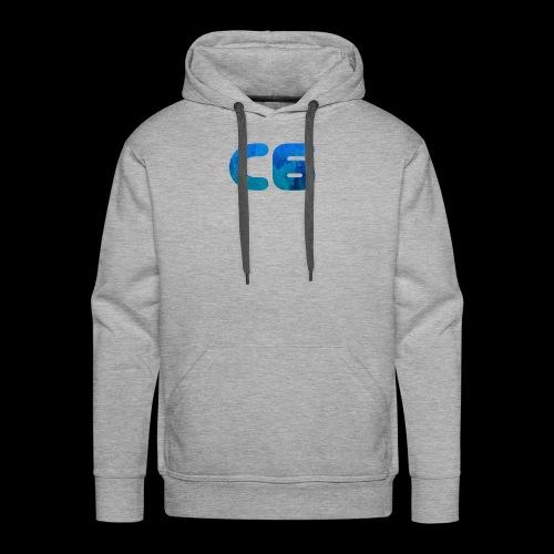 C6 Logo - Men's Premium Hoodie