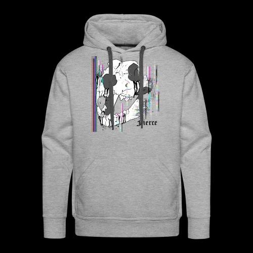 Fierce - Sweat-shirt à capuche Premium pour hommes