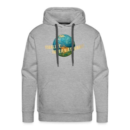 Visualize Internationaly Girls Tshirt - Men's Premium Hoodie