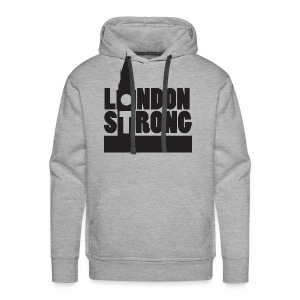 London Strong III - Men's Premium Hoodie