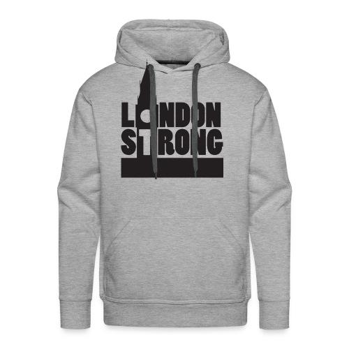 London Strong III - Men's Premium Hoodie