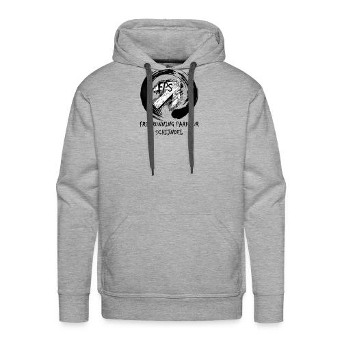 Freerunning Parkour Schijndel Logo - Mannen Premium hoodie