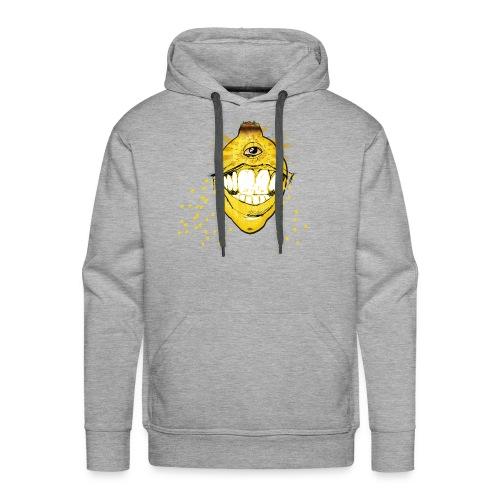 Lemon - Männer Premium Hoodie