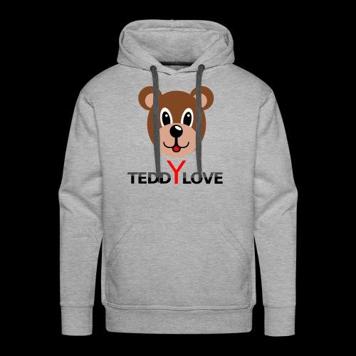 TEDDYLOVE COUTURE - Männer Premium Hoodie