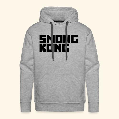 Smong kong merkevare - Premium hettegenser for menn