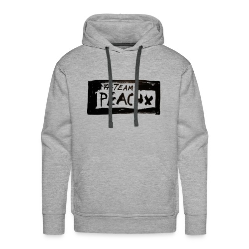 PeachX - Männer Premium Hoodie