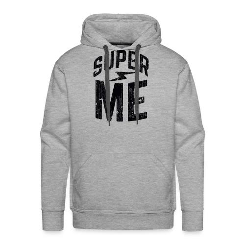 Super moi - Sweat-shirt à capuche Premium pour hommes