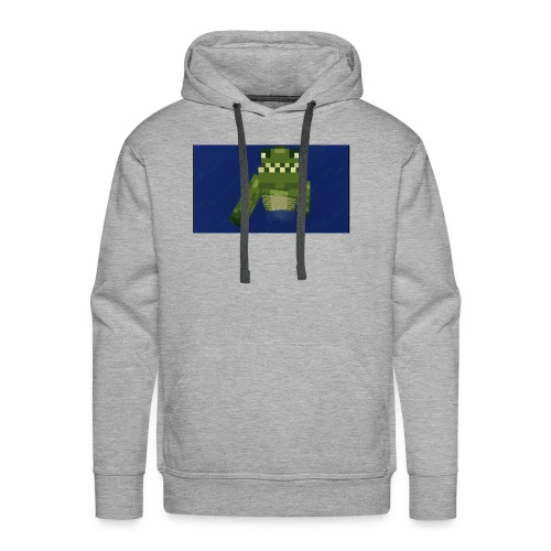 Swimming Snappy - Men's Premium Hoodie
