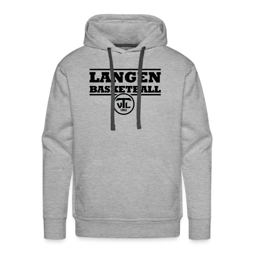 TV Langen Basketball - Männer Premium Hoodie