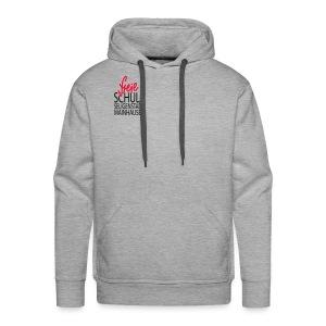 LOGO FSSM CLAIM2 fuer XXL - Männer Premium Hoodie
