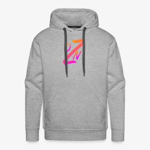 Zon-Playa - Sweat-shirt à capuche Premium pour hommes
