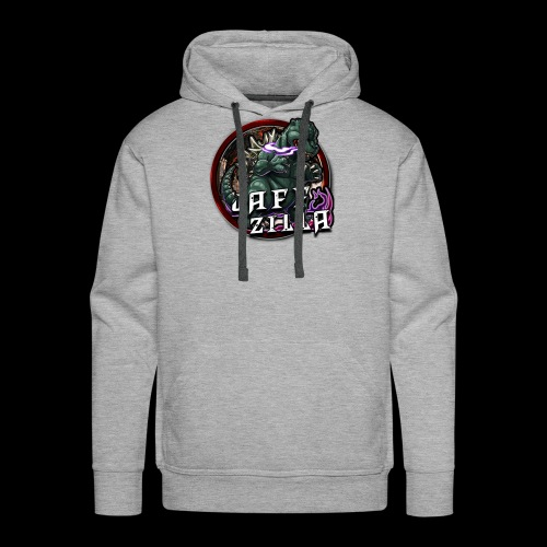jaff logo - Men's Premium Hoodie