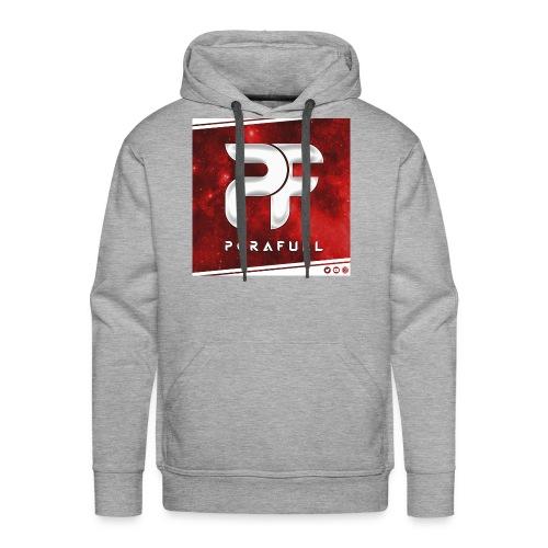 PeraFull Logo 2017 - Sudadera con capucha premium para hombre