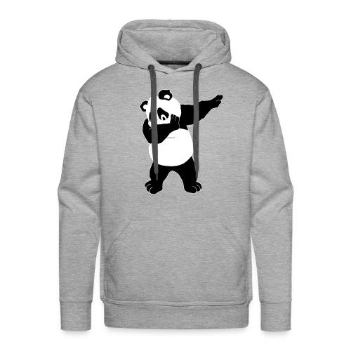 Dabbing Panda Bär - Männer Premium Hoodie