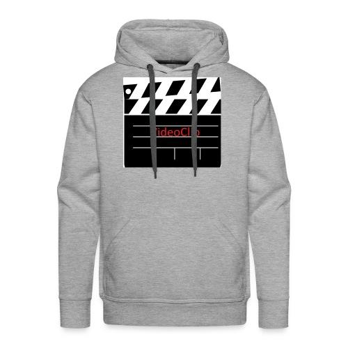 VideoClip - Mannen Premium hoodie