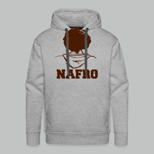Nafro - Männer Premium Hoodie