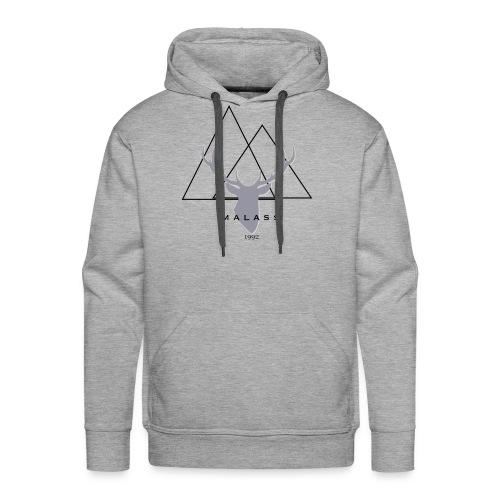 MALASS 1992 - Sweat-shirt à capuche Premium pour hommes
