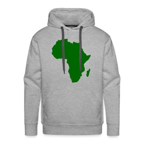 African styles green - Men's Premium Hoodie