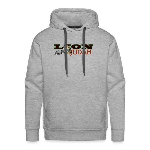 Tribal Judah Gears - Men's Premium Hoodie