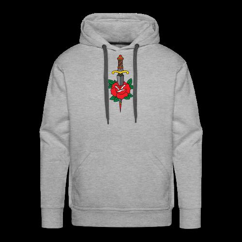 Dagger - Mannen Premium hoodie