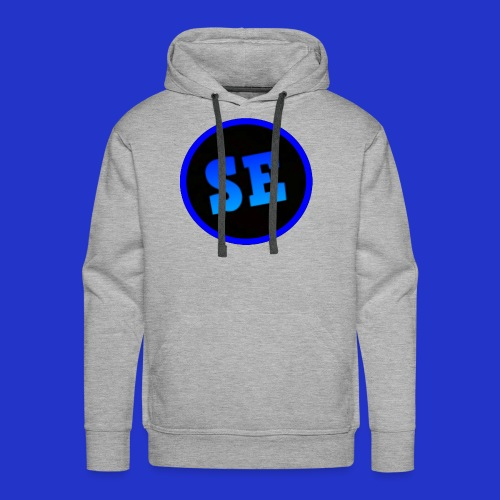savage emacs merch final design 1 - Men's Premium Hoodie