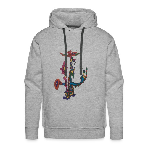 The man who sold the world. - Mannen Premium hoodie