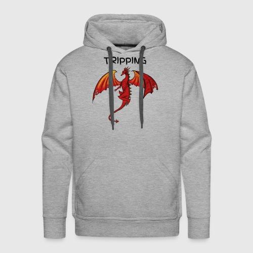 tripping - Mannen Premium hoodie