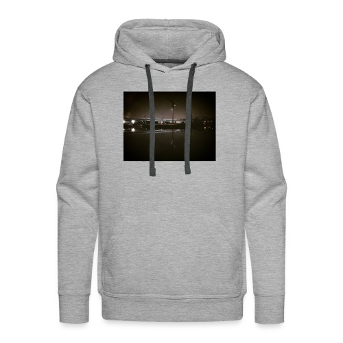 Dark Water View - Sweat-shirt à capuche Premium pour hommes