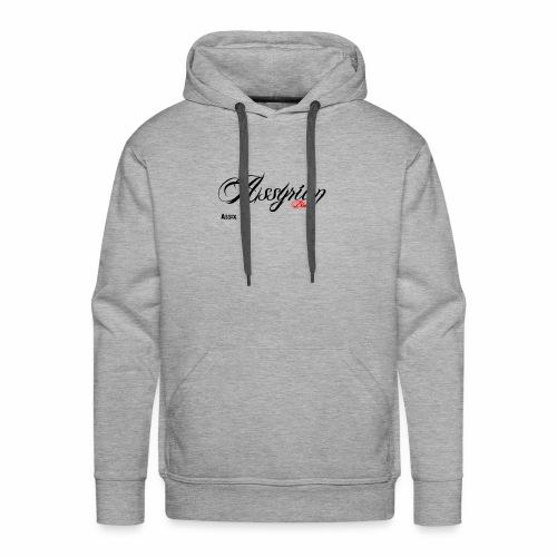 sang assyrienne - Sweat-shirt à capuche Premium pour hommes