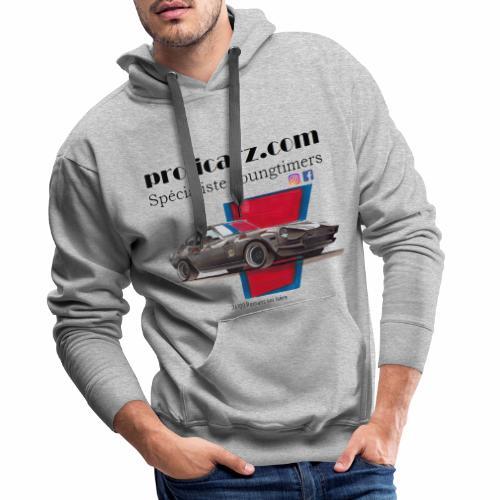 Datsun 240z - Sweat-shirt à capuche Premium pour hommes