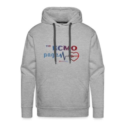 ECMO page - Felpa con cappuccio premium da uomo