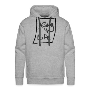 Dopest Merch Design In the Game - Men's Premium Hoodie