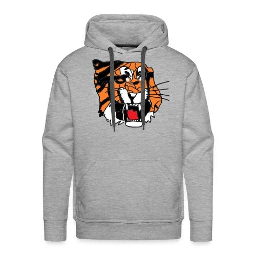 Tigerplaylogo - Männer Premium Hoodie