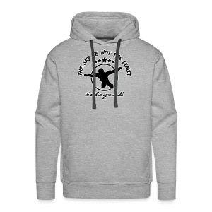 The sky is the Limit - Männer Premium Hoodie