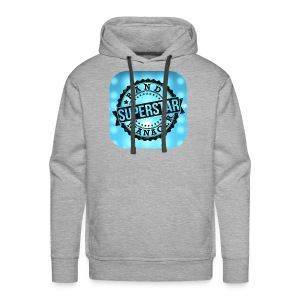 Superstar Band Manager App Store icon - Men's Premium Hoodie