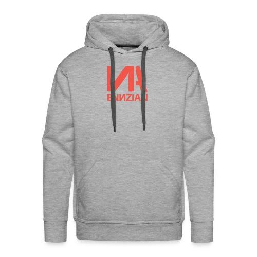 Logo & Schriftzug - Männer Premium Hoodie
