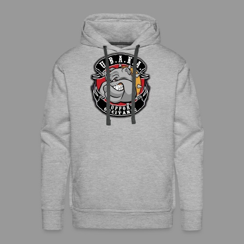 UBAKA Occitanie Support - Sweat-shirt à capuche Premium pour hommes
