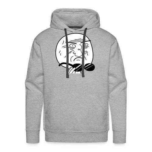Mother-Of-God-Meme-PNG - Männer Premium Hoodie