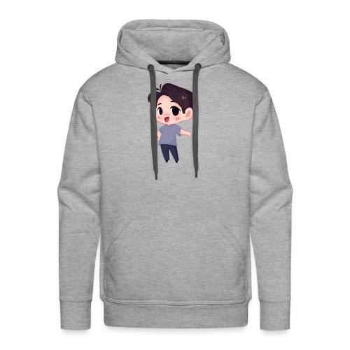ChiBiToGen - Sweat-shirt à capuche Premium pour hommes