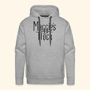 Maggie's Flock - Mannen Premium hoodie