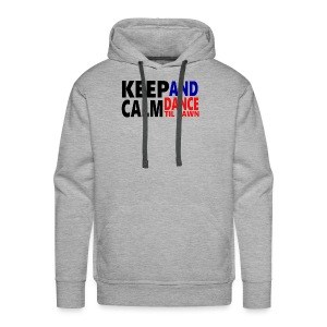 Keep Calm and Dance Til Dawn - Men's Premium Hoodie