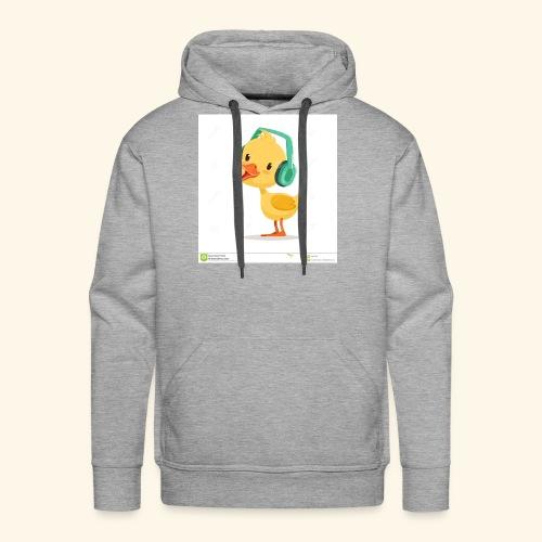 duck - Men's Premium Hoodie