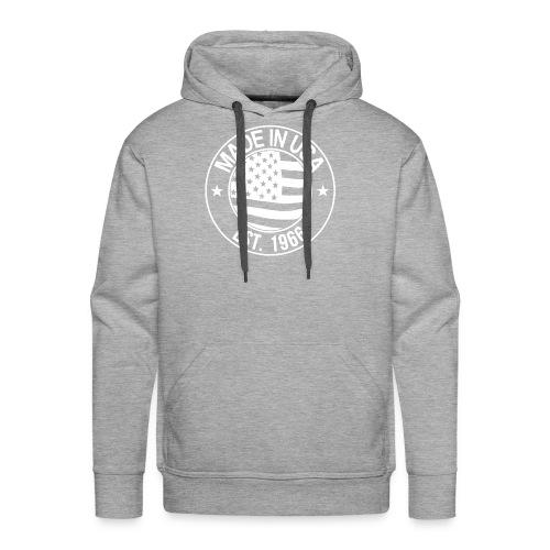 Made in usa - Männer Premium Hoodie