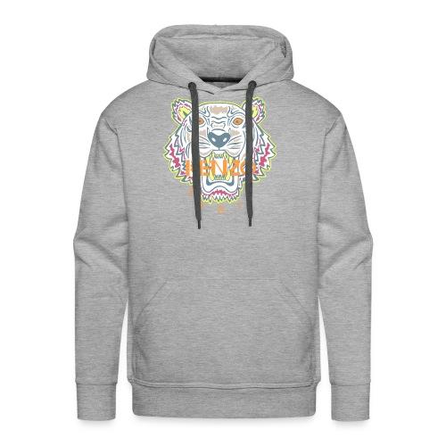 Hashtag fake Kenzo - Mannen Premium hoodie
